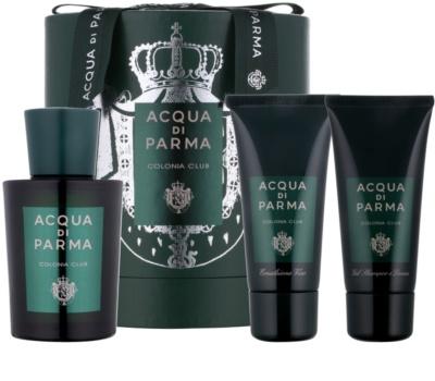 Acqua di Parma Colonia Club coffret presente