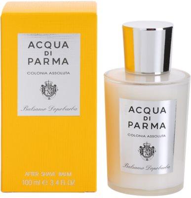 Acqua di Parma Colonia Assoluta After Shave balsam pentru barbati