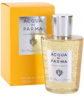 Acqua di Parma Colonia Assoluta gel za prhanje uniseks 1