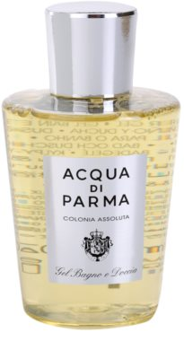 Acqua di Parma Colonia Assoluta gel za prhanje uniseks 2