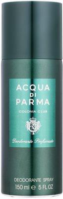 Acqua di Parma Colonia Club deodorant Spray unissexo
