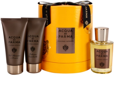 Acqua di Parma Colonia Intensa coffret presente