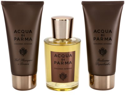 Acqua di Parma Colonia Intensa coffret presente 1