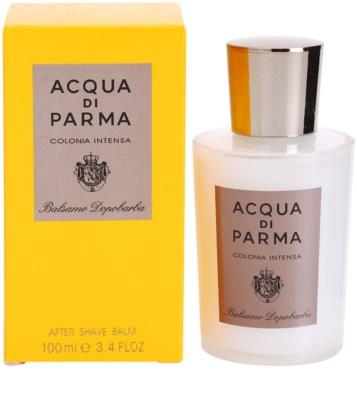 Acqua di Parma Colonia Intensa borotválkozás utáni balzsam férfiaknak
