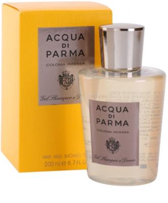 Acqua di Parma Colonia Intensa gel de ducha para hombre 1