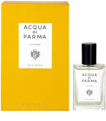 Acqua di Parma Colonia Eau de Cologne unisex  + mit ledernem Etui