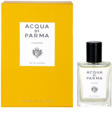 Acqua di Parma Colonia kölnivíz unisex  + bőrtokkal