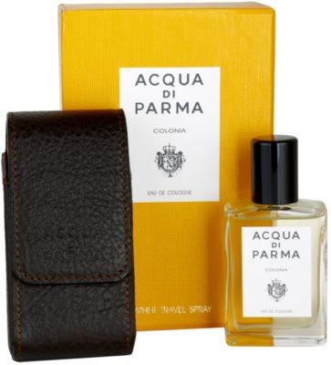 Acqua di Parma Colonia Eau de Cologne unisex  + mit ledernem Etui 1