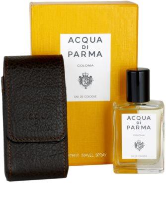 Acqua di Parma Colonia Eau De Cologne unisex  + cu cutia din piele 1