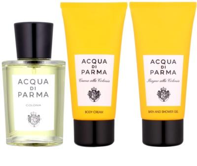 Acqua di Parma Colonia подарунковий набір 1