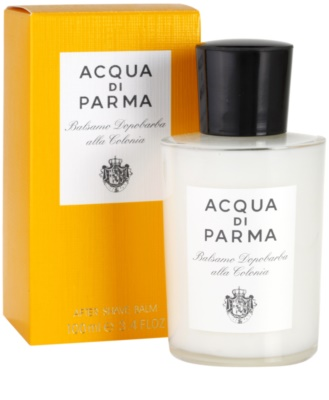 Acqua di Parma Colonia bálsamo após barbear unissexo 1
