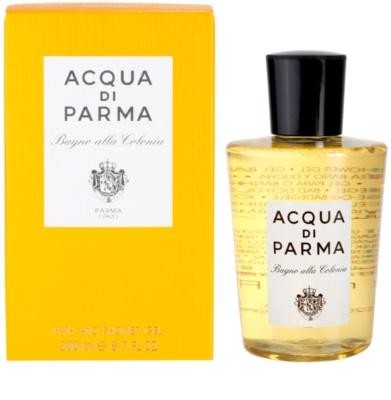 Acqua di Parma Colonia gel de ducha unisex