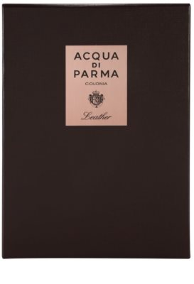 Acqua di Parma Colonia Leather coffret presente 2