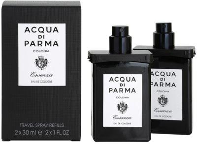 Acqua di Parma Colonia Essenza colonia para hombre  (2x recambio con difusor) 1