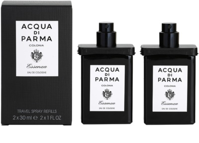 Acqua di Parma Colonia Essenza kölnivíz férfiaknak  (2x utántöltő szórófejjel)