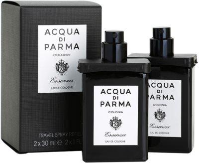 Acqua di Parma Colonia Essenza colonia para hombre  (2x recambio con difusor) 2