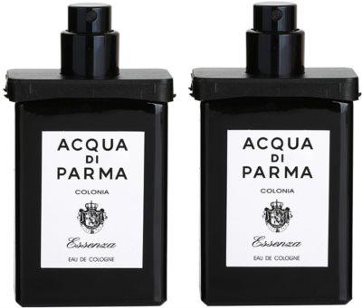 Acqua di Parma Colonia Essenza colonia para hombre  (2x recambio con difusor) 4