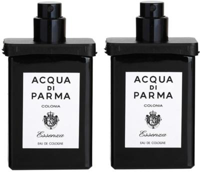 Acqua di Parma Colonia Essenza kolínská voda pro muže  (2x náplň s rozprašovačem) 4