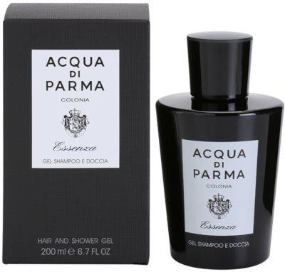 Acqua di Parma Colonia Essenza sprchový gel pro muže