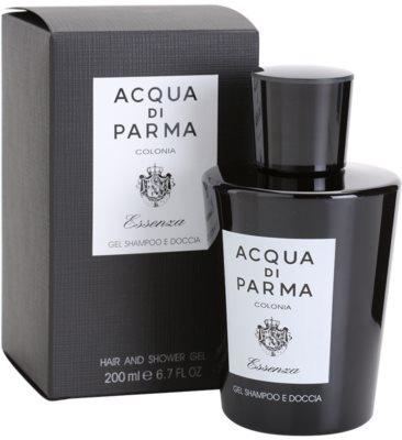 Acqua di Parma Colonia Essenza гель для душу для чоловіків 1