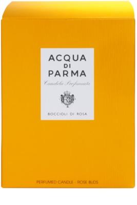 Acqua di Parma Boccioli do Rosa Scented Candle 2