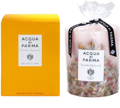 Acqua di Parma Boccioli do Rosa dišeča sveča
