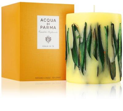 Acqua di Parma Tea Leaves świeczka zapachowa 1