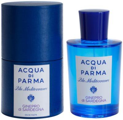 Acqua di Parma Blu Mediterraneo Ginepro di Sardegna Eau de Toilette unissexo