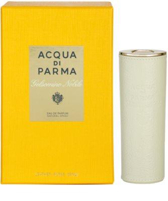 Acqua di Parma Gelsomino Nobile Eau de Parfum für Damen  + mit ledernem Etui