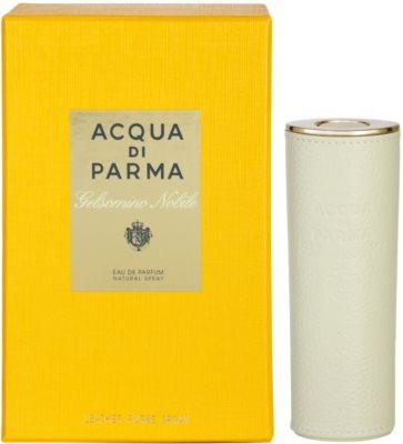 Acqua di Parma Gelsomino Nobile Eau De Parfum pentru femei  + cu cutia din piele