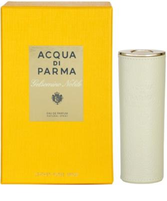 Acqua di Parma Gelsomino Nobile woda perfumowana dla kobiet  + perfumy w skórzanym etui