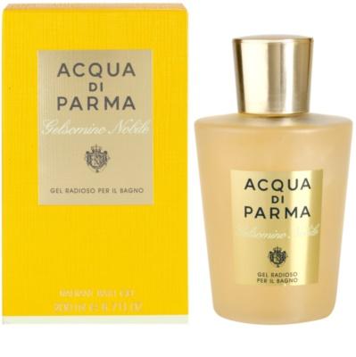 Acqua di Parma Gelsomino Nobile gel de dus pentru femei