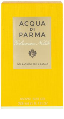 Acqua di Parma Gelsomino Nobile душ гел за жени 3