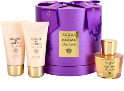 Acqua di Parma Iris Nobile coffrets presente