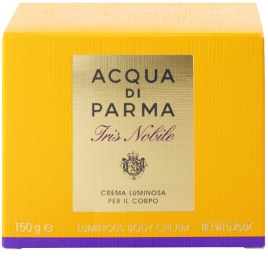 Acqua di Parma Iris Nobile crema corporal para mujer 4