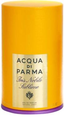 Acqua di Parma Iris Nobile Sublime eau de parfum para mujer 4