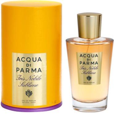Acqua di Parma Iris Nobile Sublime eau de parfum nőknek