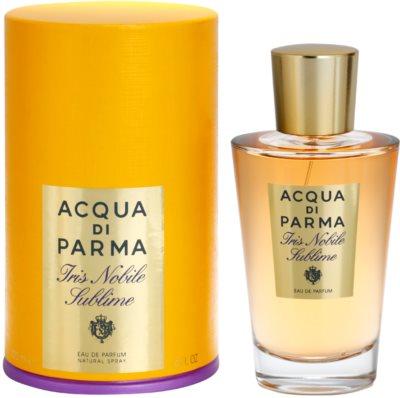 Acqua di Parma Iris Nobile Sublime Eau de Parfum para mulheres