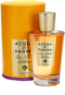 Acqua di Parma Iris Nobile Sublime Eau de Parfum para mulheres 1