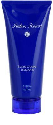 Acqua di Parma Italian Resort Körperpeeling mit Pflanzenextrakten 1