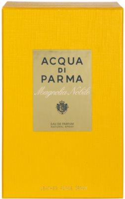 Acqua di Parma Magnolia Nobile woda perfumowana dla kobiet  + perfumy w skórzanym etui (refillable) 5