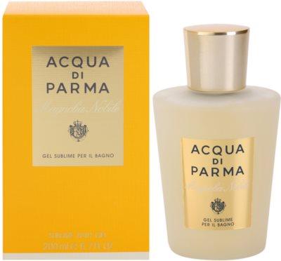 Acqua di Parma Magnolia Nobile gel de dus pentru femei