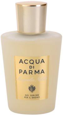Acqua di Parma Magnolia Nobile gel de dus pentru femei 2