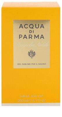 Acqua di Parma Magnolia Nobile gel de dus pentru femei 3