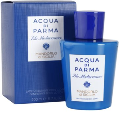 Acqua di Parma Blu Mediterraneo Mandorlo di Sicilia losjon za telo uniseks 1