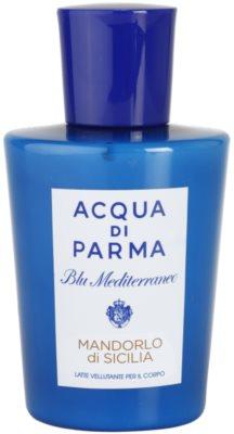 Acqua di Parma Blu Mediterraneo Mandorlo di Sicilia Lapte de corp unisex 2