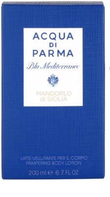 Acqua di Parma Blu Mediterraneo Mandorlo di Sicilia Lapte de corp unisex 3