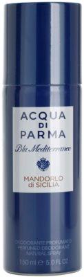 Acqua di Parma Blu Mediterraneo Mandorlo di Sicilia deodorant Spray unissexo