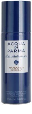 Acqua di Parma Blu Mediterraneo Mandorlo di Sicilia deospray unisex