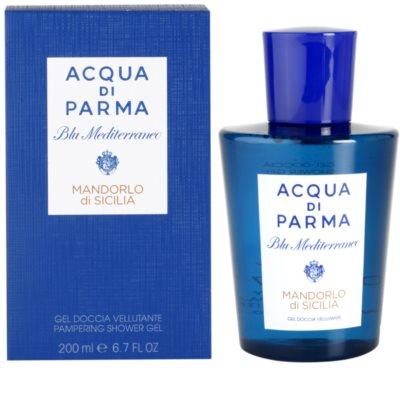 Acqua di Parma Blu Mediterraneo Mandorlo di Sicilia żel pod prysznic unisex